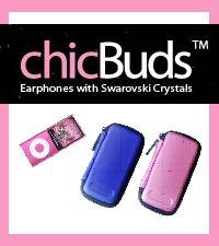 New iPod Accessory – ChicBoom On-the-Go Mini Speaker by chicBuds!
