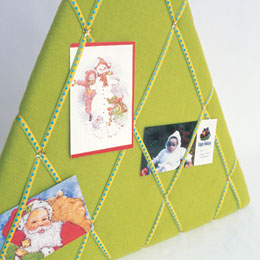 DIY Christmas Card Holder Ideas and Links