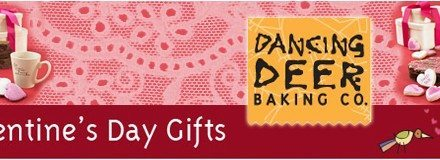 Valentine's Day Treats from Dancing Deer Baking Company