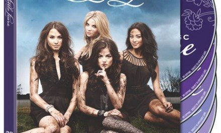 Got a Secret? Pretty Little Liars Season One on DVD 6/7/2011