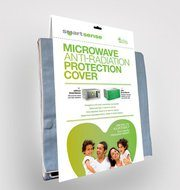 SmartSense Anti-Radiation Protection Cover For Your Microwave