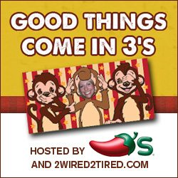 Chili's Triple Dipper – Good Things Come in 3's