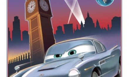 Around the World with CARS 2 – London, England