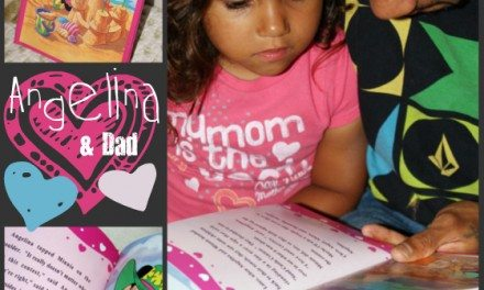 Review: Minnie and Me Personalize Children's Book
