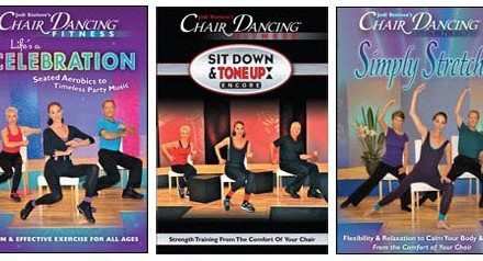 Jodi Stolove – Stretch, Tone and Strengthen From Your Chair