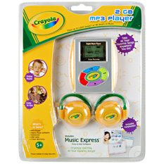 The Perfect Road Trip Companion for Kids: Crayola MP3 Player