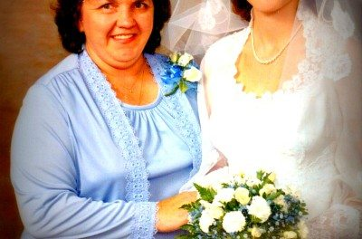 Photo of the Day:  Nice Day for a White Wedding 1983