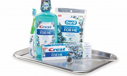 Back-to-School Morning Routine Made Easier with Crest and Oral-B Stages