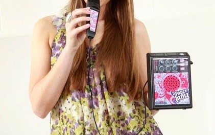Paper Jamz Pro Microphone – Sing Like a Rockstar!