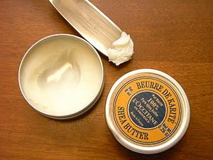 Shea Butter Natural Skincare that Protects and Nourishes