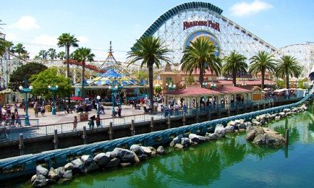 Photo of the Day: Paradise Pier at Disney's California Adventure Park