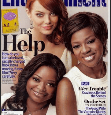 "DreamWorks Pictures ""The Help"""