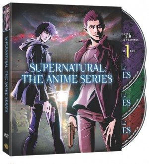 Supernatural - the Anime Series on DVD