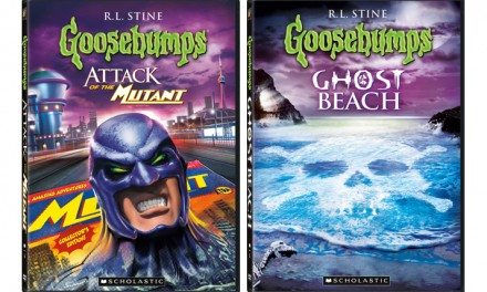 Goosebumps Release Two New DVDs For Halloween Fun
