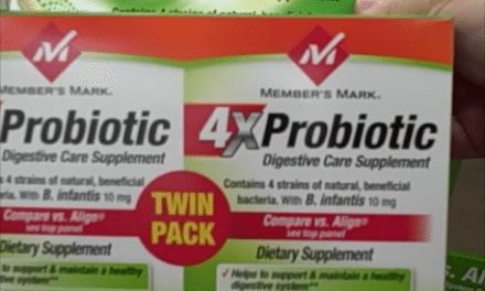 Sam's Club Member's Mark 4X Probiotic
