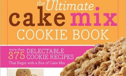 Ultimate Cake Mix Cookie Book Includes Healthy Recipes