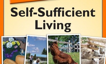 Book Review: The Complete Idiot's Guide to Self-Sufficient Living