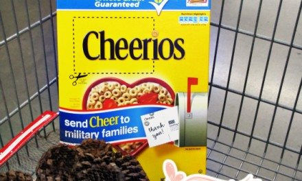 Cheerios Makes it Easy to SendCheer to Military Families #cbias #sendcheer