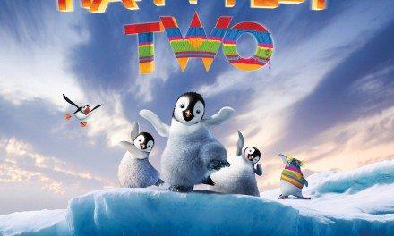 Happy Feet 2 in Theatres