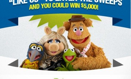 Get the Gang Back Together With Alamo Rent A Car's Muppets Sweepstakes