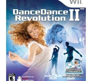 Review: DanceDanceRevolution II for the Wii – Get Fit!