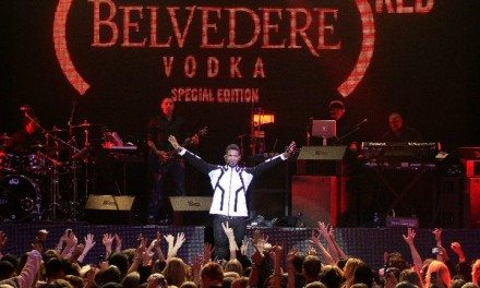Belvedere Vodka Partners with Usher and Goes (RED) to Support Aids