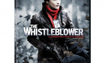 Review:  THE WHISTLEBLOWER with Rachel Weisz and Vanessa Redgrave