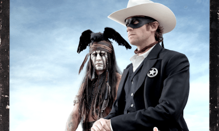 THE LONE RANGER – First Picture of Johnny Depp and Armie Hammer