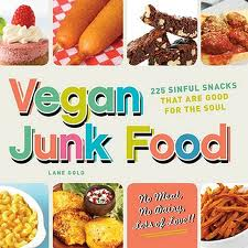 Cookbook Review:  Vegan Junk Food: 225 Sinful Snacks that are Good for the Soul