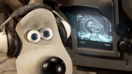 TV: WALLACE & GROMIT'S WORLD OF INVENTION on Blu-ray and DVD