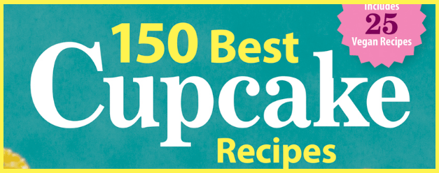 Cookbook Review: 150 BEST CUPCAKE RECIPES – Scratch Baking at its Best!