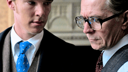 Movie: Tinker Tailor Soldier Spy Blu-Ray Review (2012)