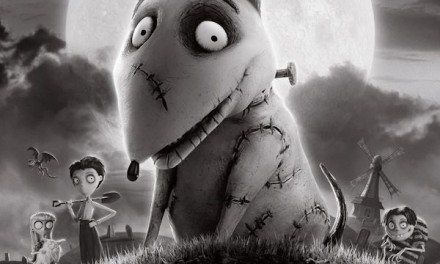 Movie: Disney and Tim Burton's FRANKENWEENIE Poster Released