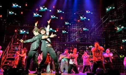 Broadway in Seattle – Audience Loves AMERICAN IDIOT at the Paramount Theatre