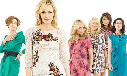 DVD News: GCB: The Complete First Season Available Now