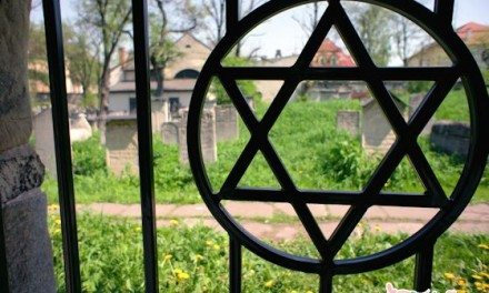 Travel Photography: Jewish Cemetery Poland