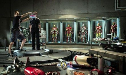 Movies: Marvel's IRON MAN 3 Begins Production {Photo}