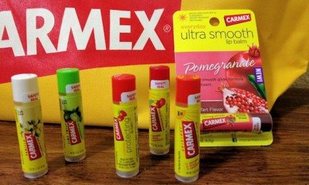 Beauty Review: Carmex Pomegranate Lip Balm – Waterproof and SPF 15