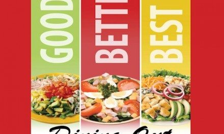 Book Reviews: Good Better Best Dining Out Guide by Josh Dinar