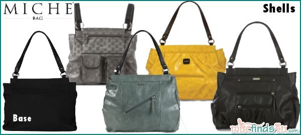 Miche convertible handbags and bags for everyday and special occasions