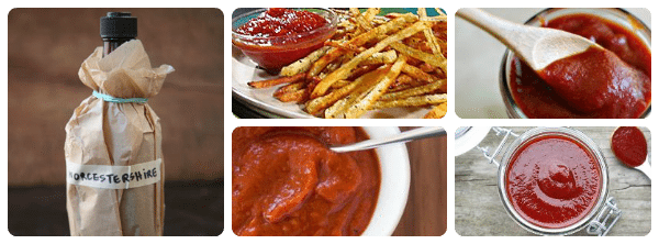 Homemade Worcestershire, Steak Sauce, and Ketchup Recipes