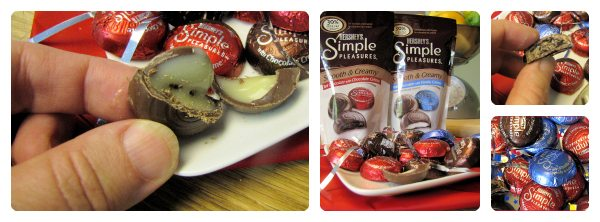Hershey's Simple Pleasures Chocolates