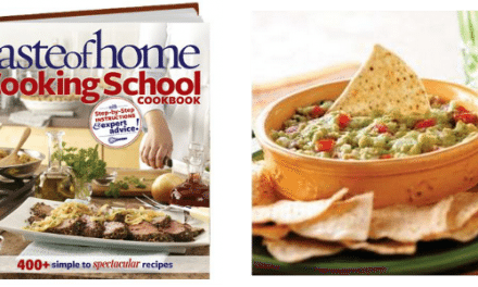 Taste of Home Cooking School Cookbook Review