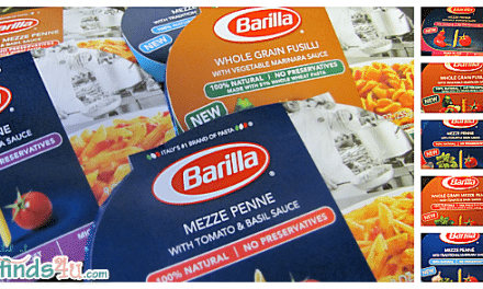 Barilla Microwaveable Meals – 5 Quick and Easy Varieties