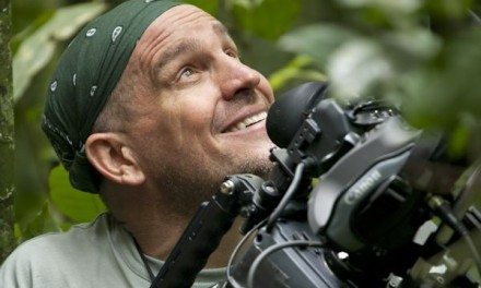 Blu-Ray Review: Disneynature's CHIMPANZEE Movie on Home Video 8/21/12