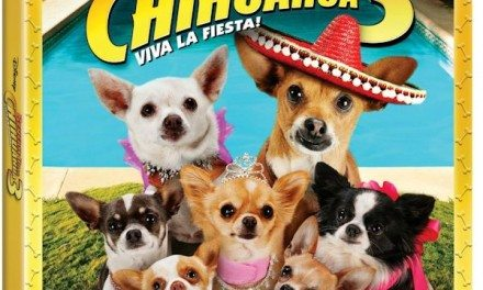 Disney BEVERLY HILLS CHIHUAHUA 3 VIVA LA FIESTA! 9/18/12