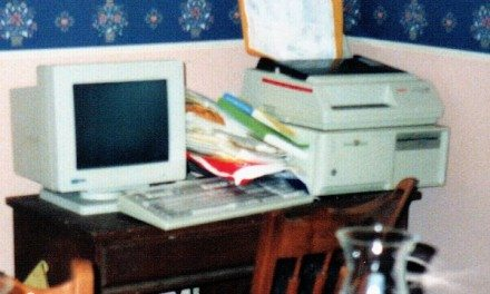 Vintage Technology – 1990 Household Electronics Inventory