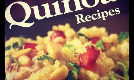 500 Best Quinoa Recipes: 100% Gluten-Free Super-Easy