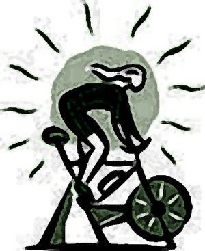 Spinning Classes Can Help Prevent Weight Gain During Menopause