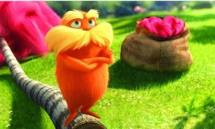 THE LORAX Movie on 3D and Blu-ray 8/7/12 from Universal Studios